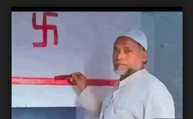 हिंदू भाइयों के इंतजार में 26 साल से मंदिर की देखभाल कर रहे मुस्लिम