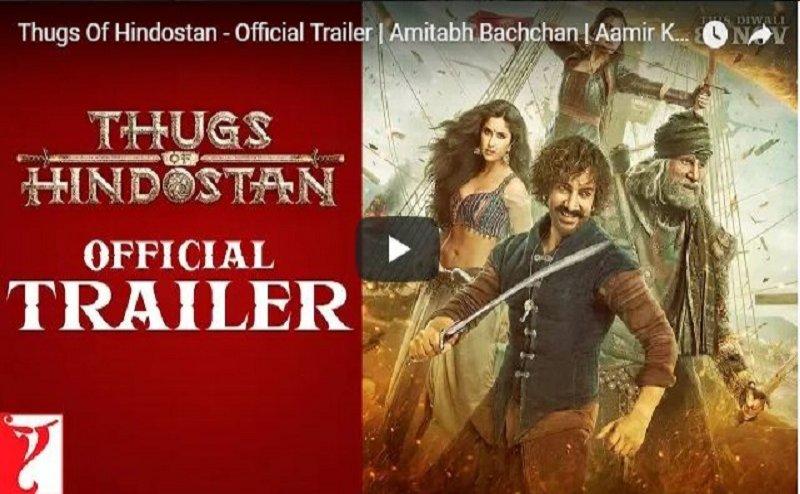 'ठग्स ऑफ हिंदोस्तान' में कनपुरिया भाषा में बोलते दिख रहे हैं आमिर खान
