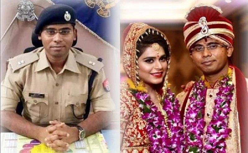 आईपीएस सुरेंद्र दास की आत्महत्या का मामला: पूछताछ के दौरान सिर्फ रोती रही पत्नी रवीना