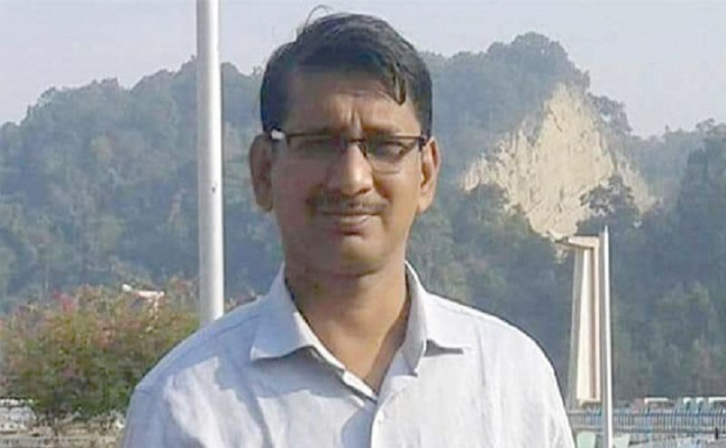 एसडीएम हिमेंद्र कुमार की आत्महत्या का मामला: पत्नी ने खड़े किये सवाल