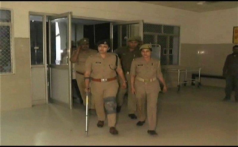 कानपुर में पुलिस मुठभेड़ में पकड़ा गया 25 हजार का इनामी बदमाश