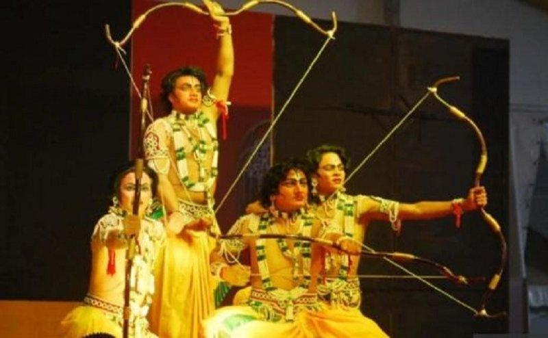 कुंभ के सांस्कृतिक कार्यक्रम में थाईलैंड की रामलीला बनी आकर्षण का केंद्र
