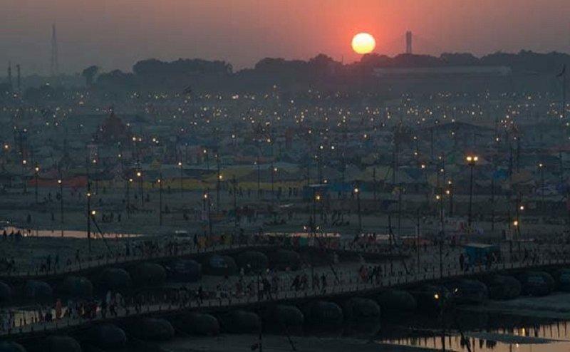 प्रयागराज कुंभ मेला- 2019: कुंभ मेले से 1,200 अरब रुपये का आ सकता है राजस्व