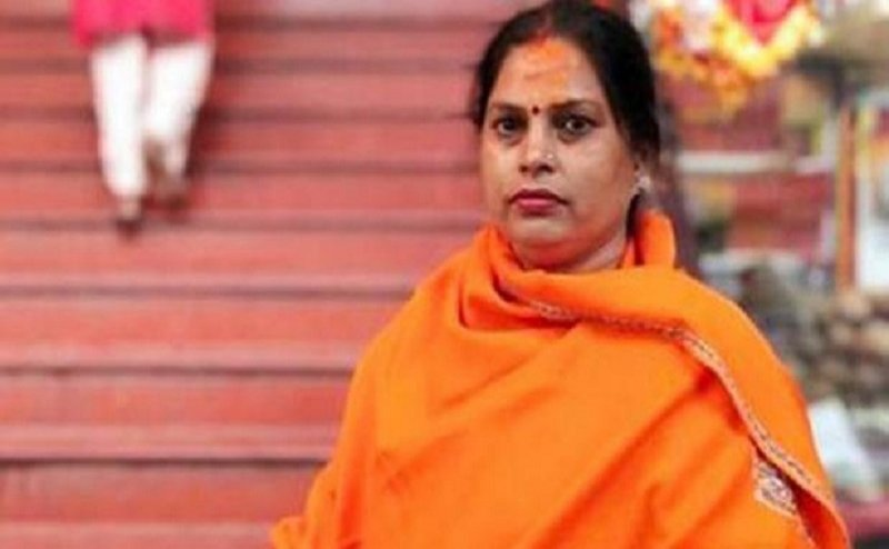 BJP MLA साधना सिंह के सिर कलम करने पर 50 लाख रुपये इनाम देने की घोषणा