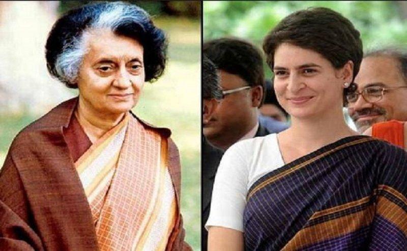 प्रियंका गांधी को राजनीति की स्टाइलिश महिला कहा जा सकता है, पर्सनैलिटी में इंदिरा जैसा ही है अंदाज