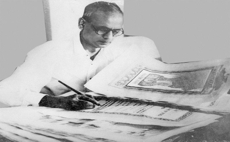क्यूँ है संविधान के हर पन्ने पर ये नाम, कौन हैं प्रेम बिहारी रायजादा ?