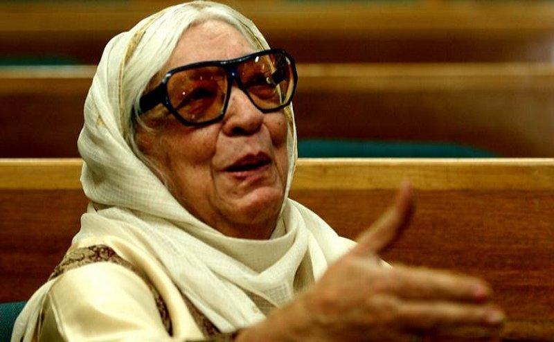 93 साल की दिग्गज हिन्दी लेखिका कृष्णा सोबती का निधन
