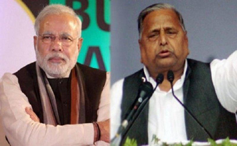 मुलायम सिंह का बड़ा बयान, लोकसभा में बोले- मोदी दोबारा PM बनें