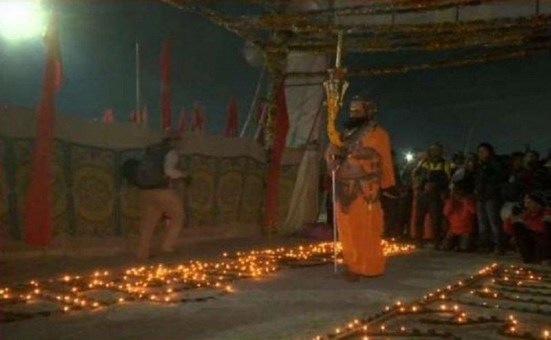 राम मंदिर निर्माण के लिए हरिद्वार से संतों का जत्था 18 को करेगा अयोध्या कूच