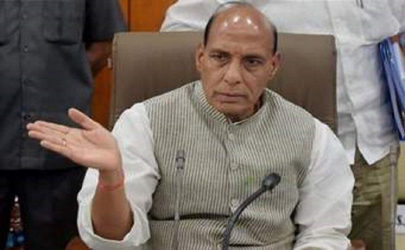 आतंकवाद से निपटने के लिए सरकार तैयार: गृहमंत्री राजनाथ सिंह