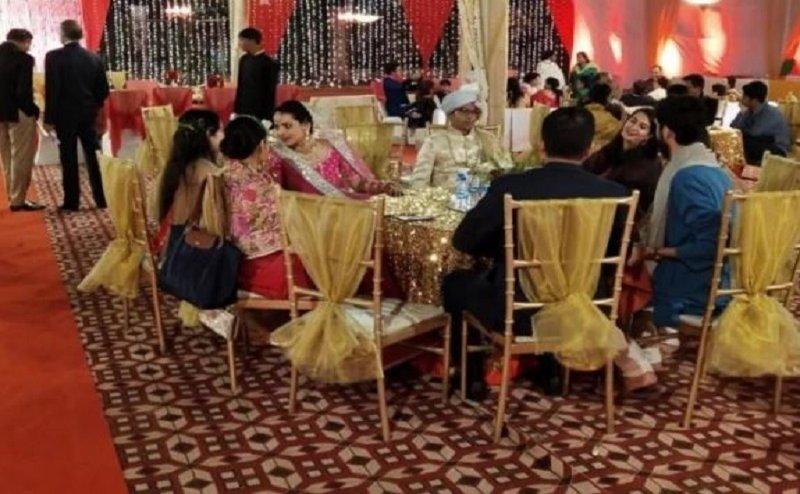 मुस्लिम लड़के से हुई बीजेपी के इस कद्दावर नेता के भतीजी की शादी