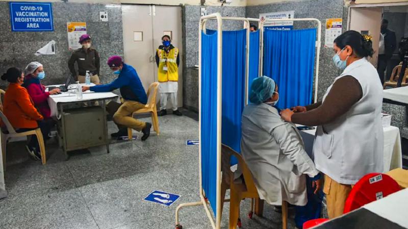 महासमुंद: कोरोना वैक्सीन टीकाकरण के लिए जिले में 23 कोल्ड चेन और 33 टीका केंद्र बने
