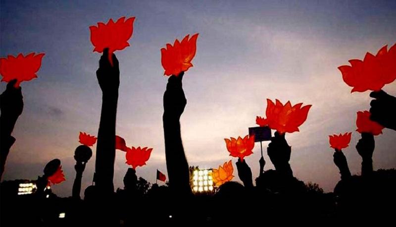 महासमुंद: किसानों के हित में बीजेपी का जिले में प्रदर्शन, कार्यकर्ताओं ने दी गिरफ्तारी