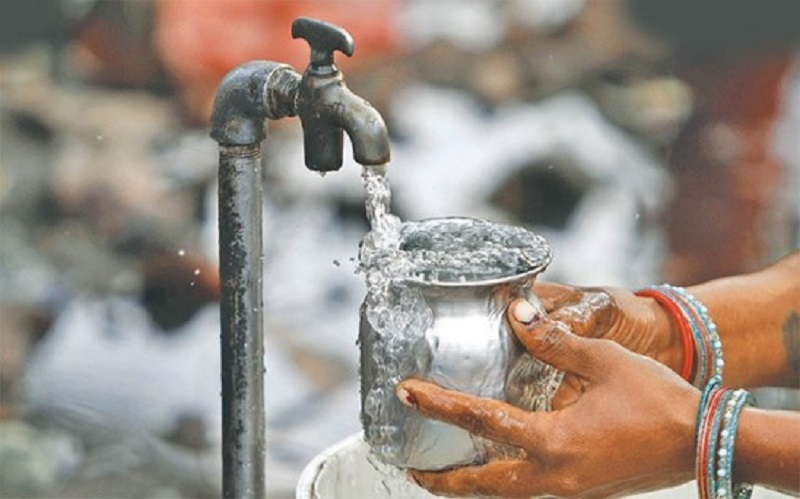 दुर्ग में पानी संकट से छुटकारा पाने के लिए ये काम कर रही हैं महिलाएं