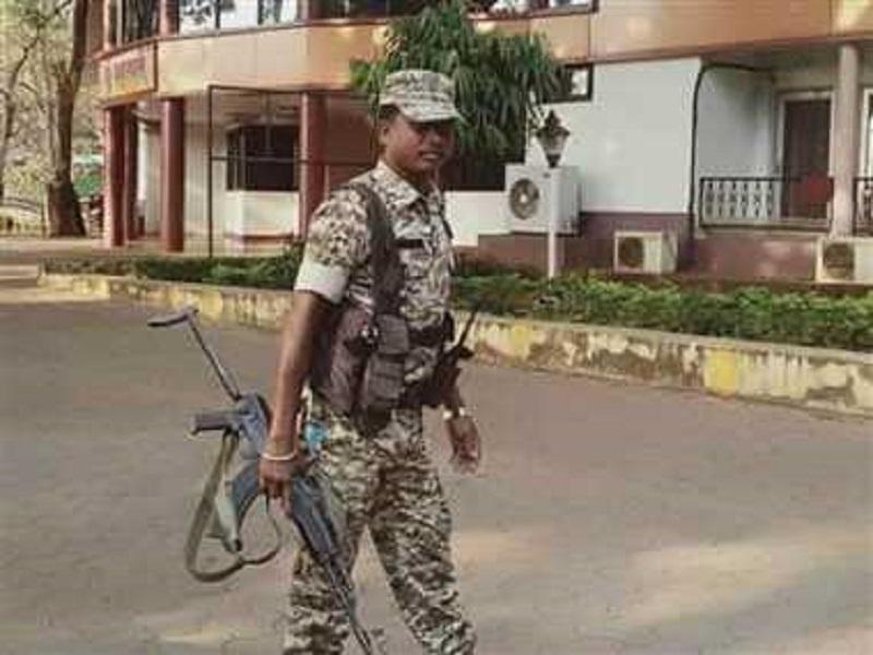 कांकेर: नक्सलियों ने डीआरजी के जवान की गोली मारकर की हत्या