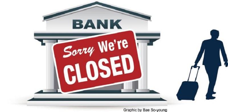 अगले नौ में से छह दिन बैंक रहेंगे बंद, निपटा ले बैंक के अपने काम