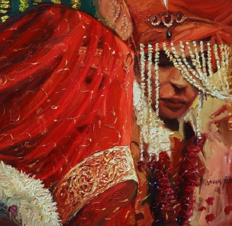 शादी के सात फेरे होते ही लुटेरी दुल्हन नगदी जेवरात लेकर फरार, मौसी का भी था हाथ