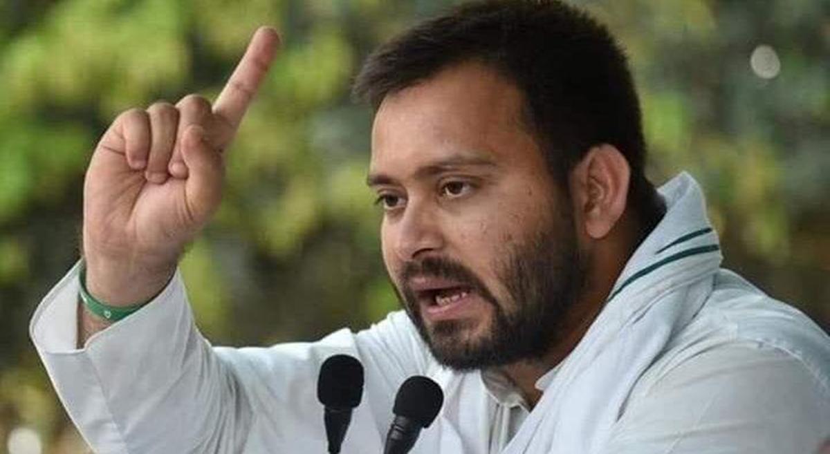 तेजस्वी ने केंद्र व राज्य सरकार को सुनाई खड़ी-कोठी, कहा -बिहार एनडीए के 48 सांसद को क्या छुपकर चुप रहने के लिए जनता ने चुना था?