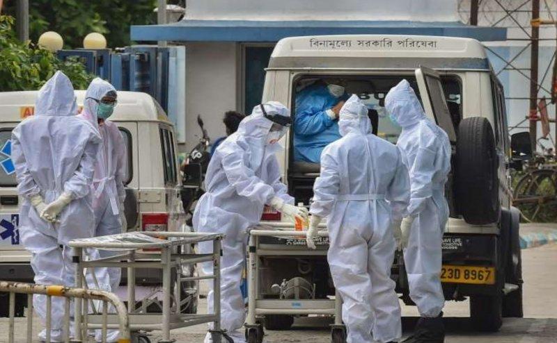 आगरा: संक्रमितों की संख्या घटी, मौत का आंकड़ा बरकरार
