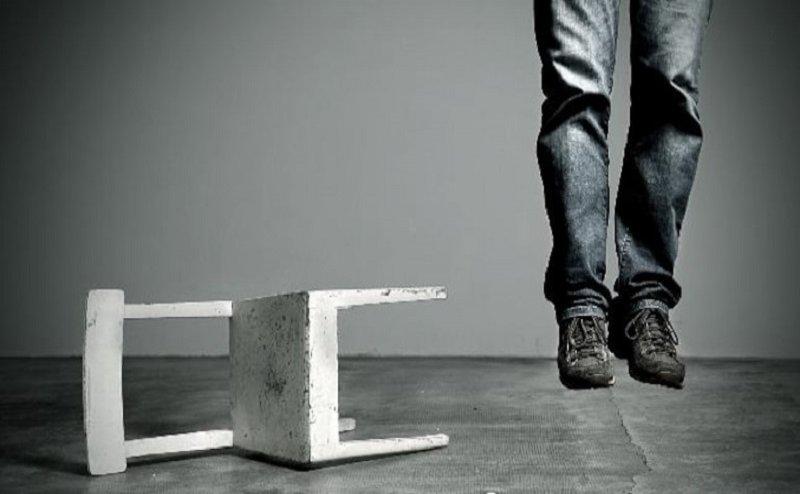 आर्थिक तंगी से जूझ रहे मजदूर ने की आत्महत्या