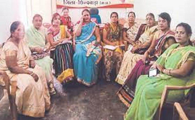 भाजपा महिला मोर्चा ने किया 12 मंडल अध्यक्षों का गठन