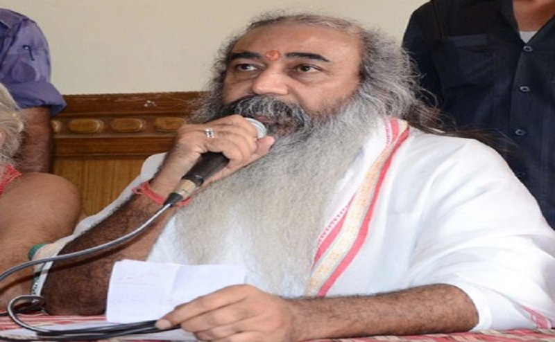 आचार्य प्रमोद कृष्णम ने बीजेपी पर साधा निशाना, कहा- डरपोक है सरकार