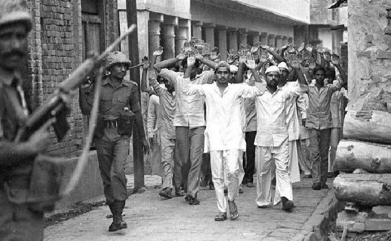 हाशिमपुरा नरसंहार मामला: पीएसी के 16 आरोपी जवानों को उम्रकैद की सजा