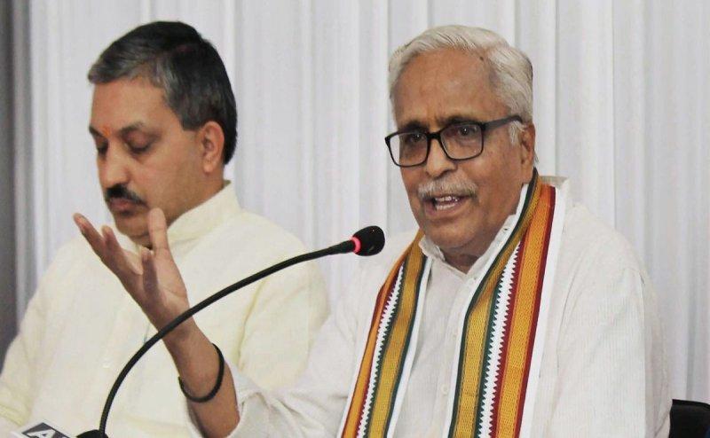 राम मंदिर पर सुप्रीम कोर्ट के जवाब से करोड़ों हिंदुओं की भावनाएं हुई आहत: भैयाजी जोशी