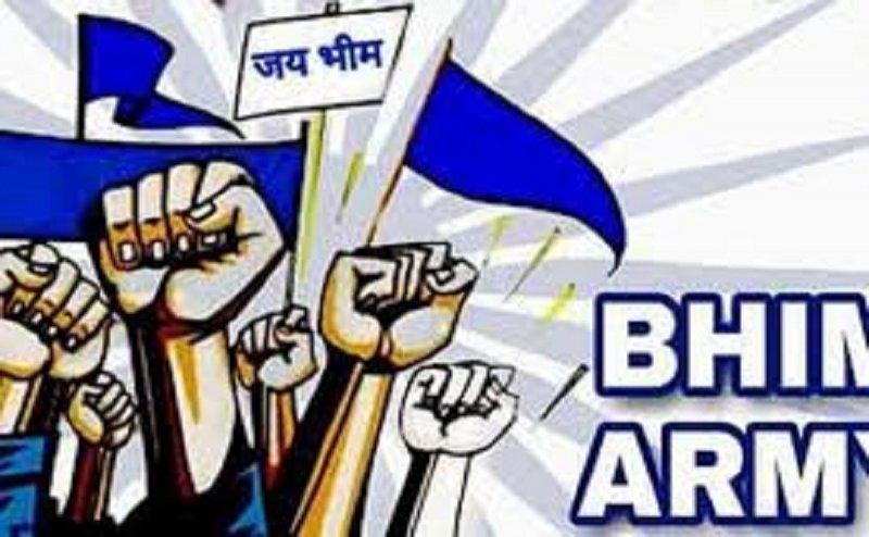 आईआईटी रुड़की में छेड़छाड़ का मामला: भीम आर्मी के कार्यकर्ताओं ने कोतवाली का किया घेराव