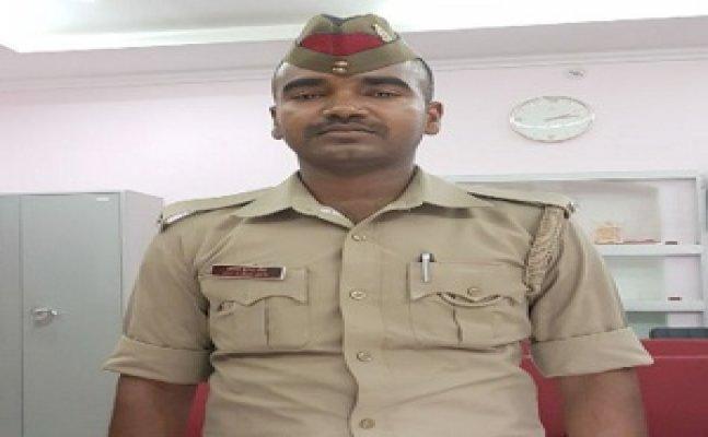 CITY STAR: सिपाही अनिल कुमार गौड़ के साहस से टला बड़ा रेल हादसा