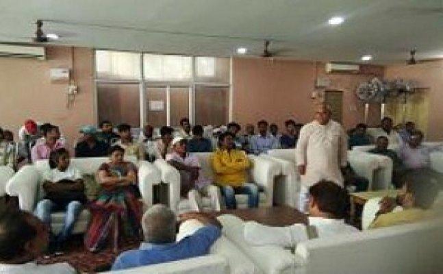 गोरखपुर में पीएम के जन्मदिन पर गूंजी 'मां कसम हिन्दुस्तान स्वच्छ रखेंगे हम' की शपथ