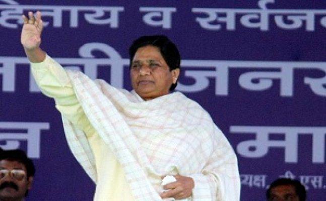 सहारनपुर हिंसा की आड़ में बीजेपी ने रची मेरी हत्या की साजिश- मायावती