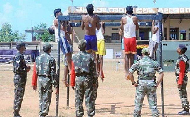 गोरखपुर समेत कई जिलों में सेना की भर्ती