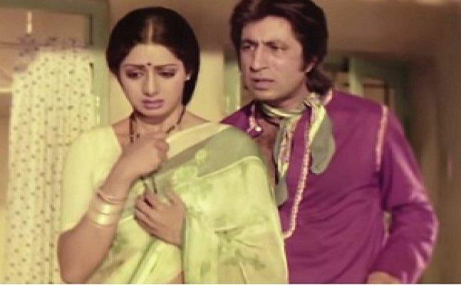 जब श्रीदेवी की शक्ति कपूर से हुई पहली मुलाकात...