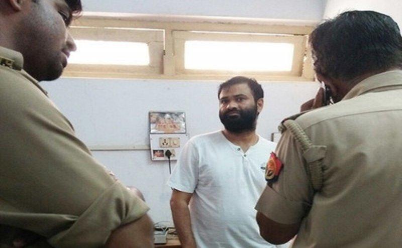 गोरखपुर: डॉ. कफील ने जेल में लिखा अपनी बेगुनाही का खत