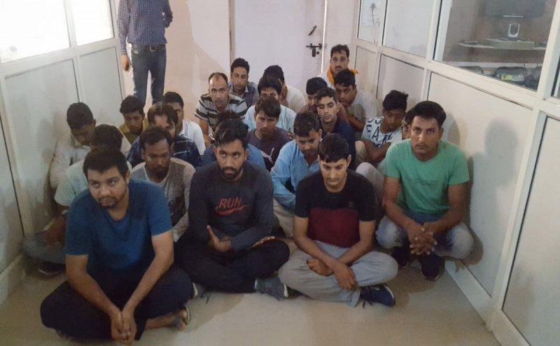 सिपाही भर्ती परीक्षा में एसटीएफ ने मेरठ से 22 लोगों को किया गिरफ्तार