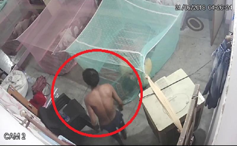 चोर के निशाने पर फिल्म क्रिएसन का ऑफिस, मोबाइल समेत नगदी पर किया हाथ साफ