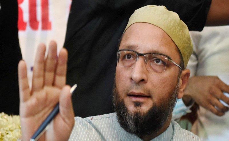 हापुड़ लिचिंग मामले पर ओवैसी का बयान, योगी राज में मुस्लिमों का सम्मान नहीं