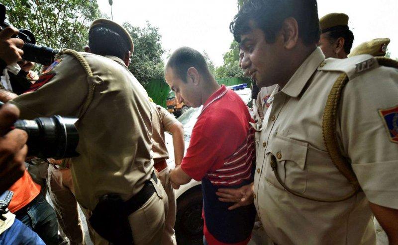 शैलजा द्विवेदी हत्याकांड: दिल्ली पटियाला कोर्ट ने मेजर हांडा को 14 दिनों की न्यायिक हिरासत में भेजा
