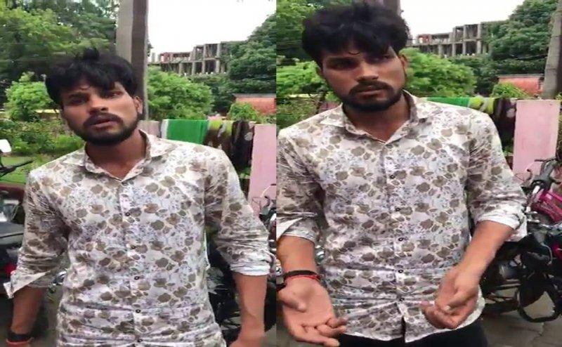 गोरखपुर: 'बीजेपी सांसद को बचाने के लिए पुलिस ने किया थर्ड डिग्री का इस्तेमाल'
