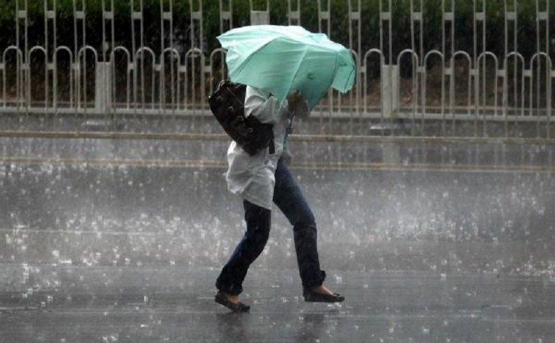 दिल्ली-एनसीआर में भारी बारिश का अलर्ट