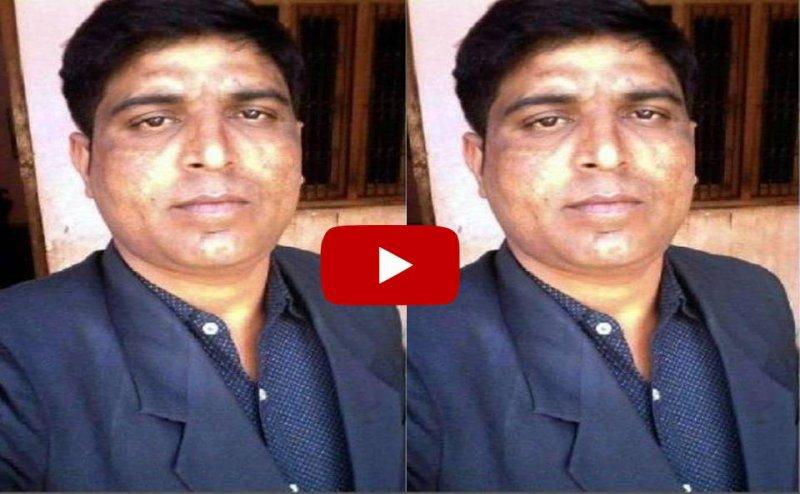 गाजियाबाद: साहिबाबाद की रोड पर पहले हुआ झगड़ा और फिर चली गोलियां