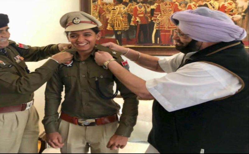 डिप्टी एसपी के पद के लिए महिला क्रिकेट टीम की कप्तान ने किया फर्जीवाड़ा !