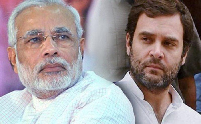 राहुल गांधी ने पीएम मोदी पर किया वीडियो वार