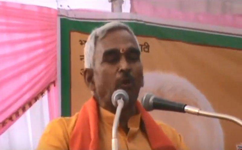 BJP MLA का बयान, मुन्ना बजरंगी मारा गया, इसे ईश्वरीय व्यवस्था ही मानिए