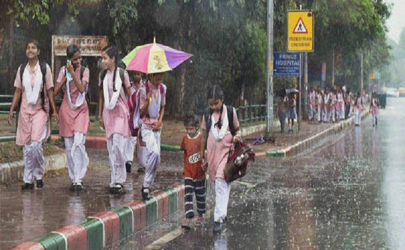 झूम उठेंगे आप, जब तीन दिन लगातार दिल्ली एनसीआर में होगी बारिश