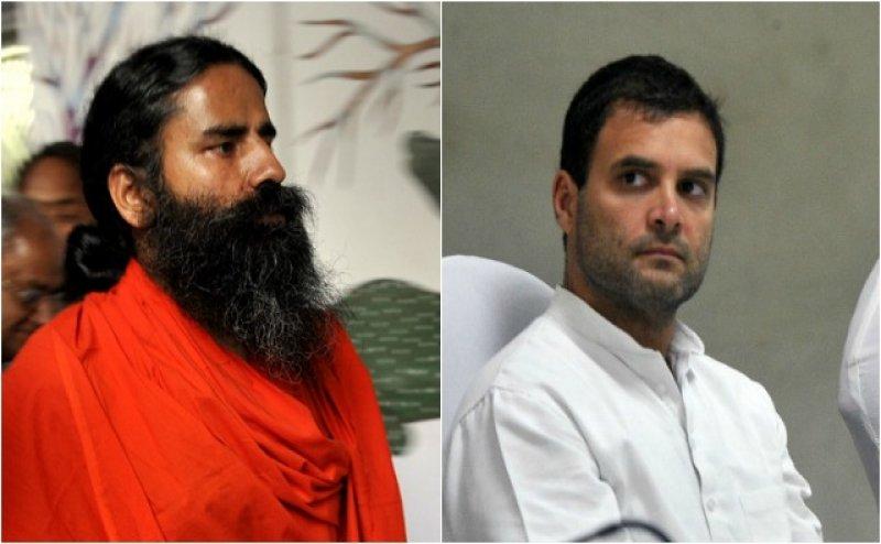 मोदी को गले लगाने पर राहुल के पक्ष में बोले रामदेव, नहीं उड़ाना चाहिए उपहास