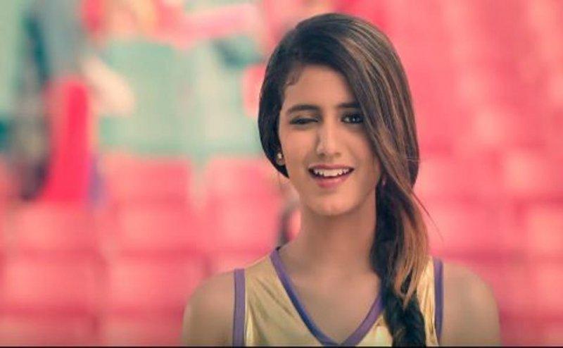 संसद में राहुल को आंख मारते देख बोली प्रिया प्रकाश, वाकई बहुत प्यारा इशारा है