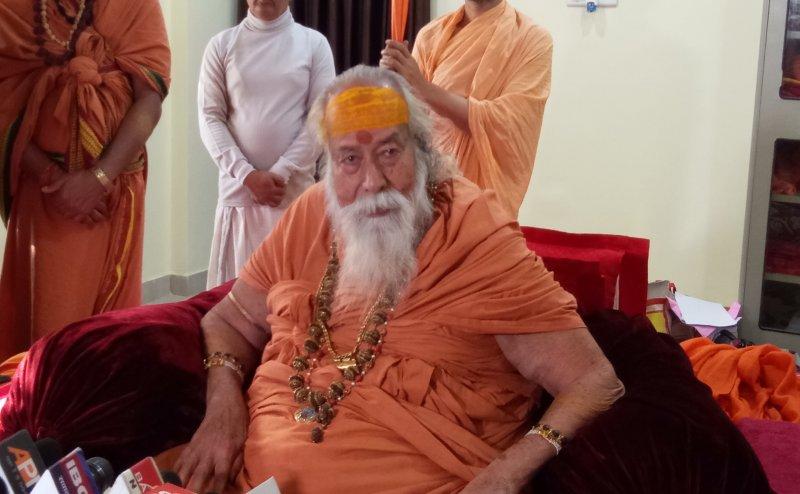 राम मंदिर के नाम पर सत्ता पाना चाहती है बीजेपी- स्वरूपानंद सरस्वती