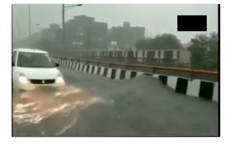 गाजियाबाद का वायरल वीडियो निकला फर्जी, कई चैनलों को GDA की लताड़